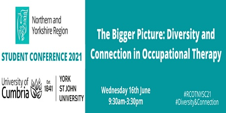 The Bigger Picture: Diversity and Connection in Occupational Therapy tickets