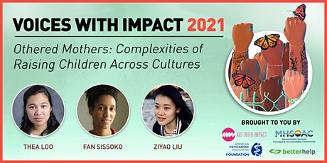 Othered Mothers: Complexities of Raising Children Across Cultures tickets