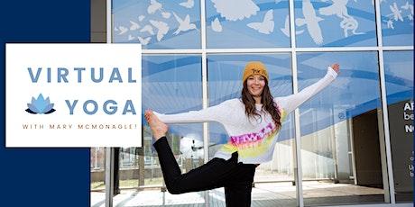 Virtual Event: Yoga with Mary McMonagle '16 - Jun 28 tickets