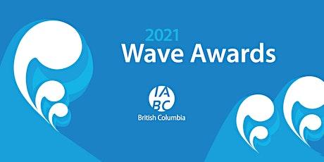 IABC/BC Wave Awards 2021 tickets