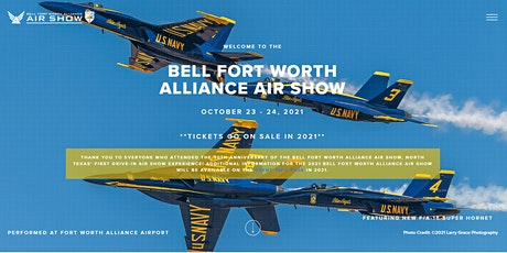 Bell Fort Worth Alliance Air Show tickets