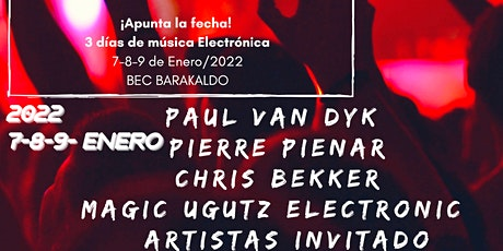 Euskal Nigths Festival 2022 entradas