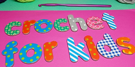 Crochet for Kids - Coin Purse Workshop tickets