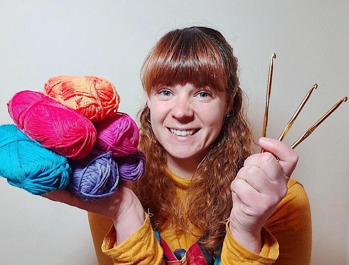 Crochet for Kids - Coin Purse Workshop image