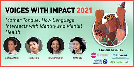 Mother Tongue: How Language Intersects with Identity and Mental Health tickets