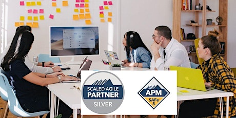SAFe® Agile Product Manager(APM®)- Oct 13-15-Eastern-by Scaled Agile tickets