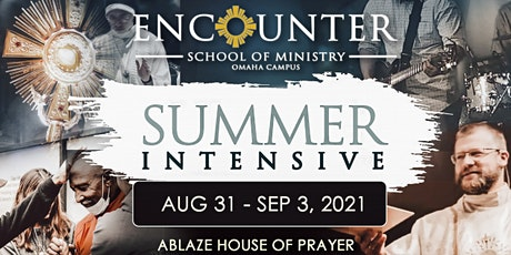 Encounter Summer Intensive tickets