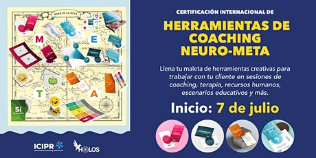 Certificación Internacional de Herramientas de Coaching Neuro-Meta entradas