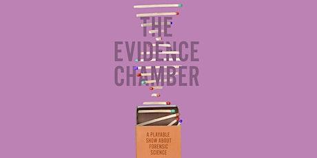 The Evidence Chamber | Edinburgh Science Festival tickets