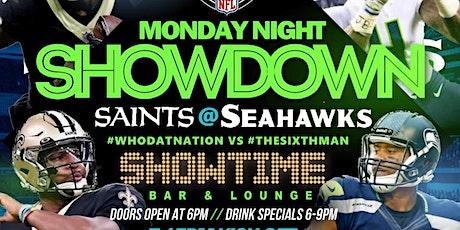 Saints vs Seahawks tickets