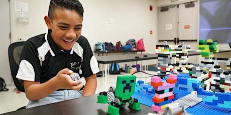 LEGO Summer Camp: Bash'em Bots using LEGO® Materials tickets