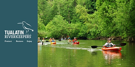 Learn to Kayak with Tualatin Riverkeepers! tickets