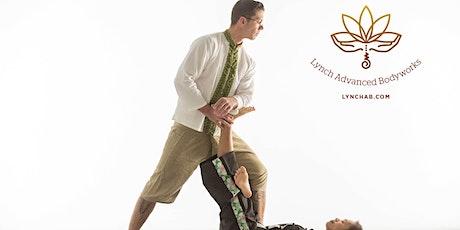 Level 1 & 2 40hr Thai Massage Training - Cleveland September tickets