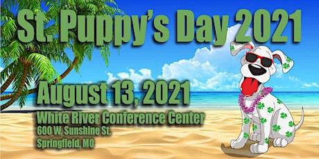 St. Puppy's Day 2021 tickets