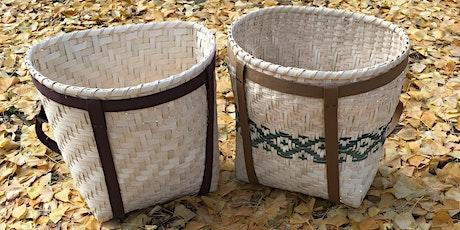 Basketry Workshop - Back Pack Baskets! tickets
