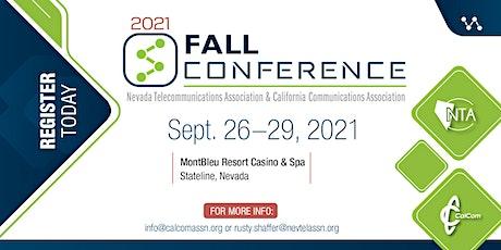 NTA/CalCom Annual Conference 2021 tickets