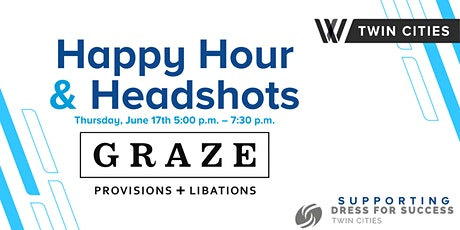 WISE Twin Cities: Happy Hour and Headshots tickets