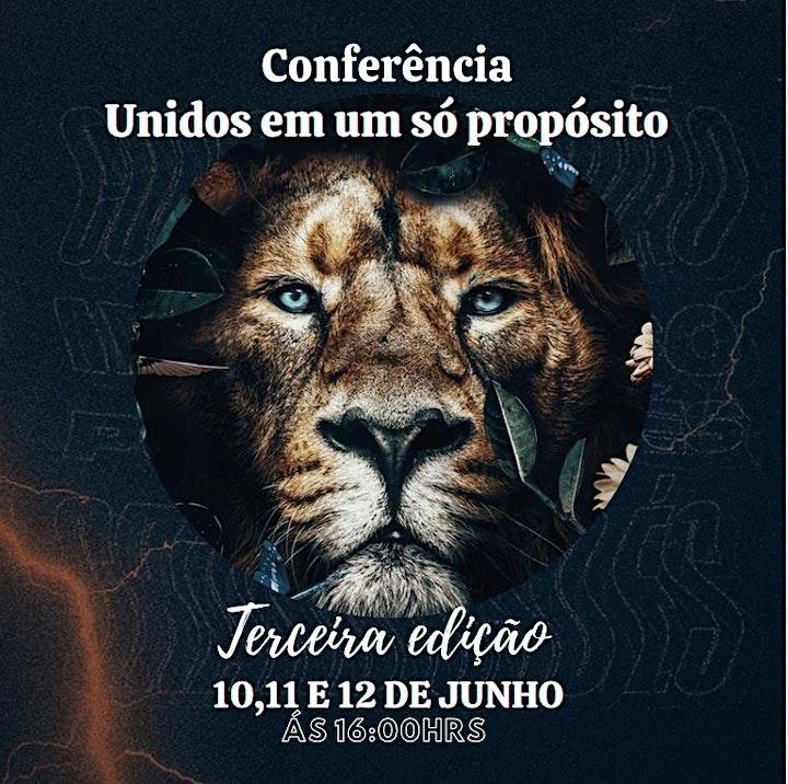 Imagem do evento Conferência unidos em um só propósito