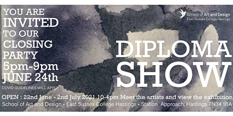 East Sussex College Hastings Diploma Show - Art Exhibition tickets
