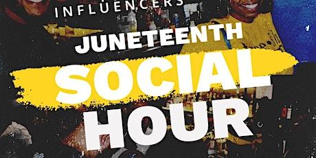 Juneteenth Social Hour tickets