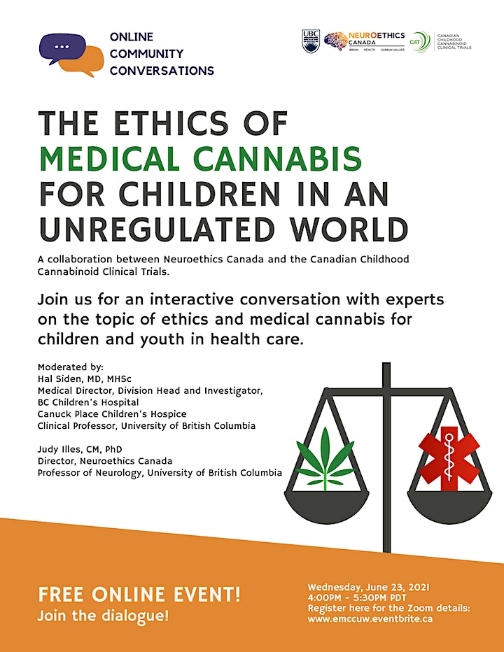 The Ethics of Medical Cannabis for Children in an Unregulated World image