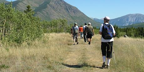Guided walk - Takhini East Bluffs tickets
