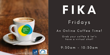 FIKA Friday - Online Coffee Time tickets