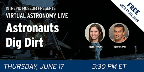 Intrepid Museum Presents Virtual Astronomy Live tickets