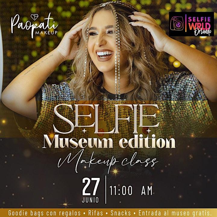 Imagen de Makeup class *SELFIE MUSEUM EDITION*