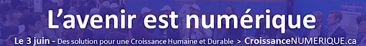 Forum pour une Croissance Numérique Humaine et Durable image
