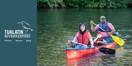 Learn to Canoe with Tualatin Riverkeepers! tickets
