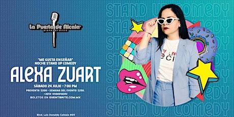 Alexa Zuart | Stand Up Comedy | Aguascalientes tickets