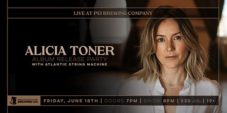 Alicia Toner Album Release Party tickets