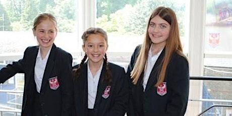 Dover Grammar School for Girls Yr5 Open Week tickets