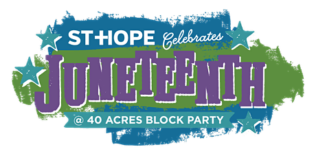 Juneteenth @ 40 Acres Block Party tickets