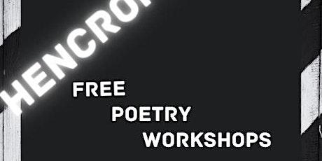 Hencroft Writing Workshop tickets