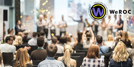 WeROC 2021 (Women Entrepreneurs Realizing Opportunities For Capital) tickets