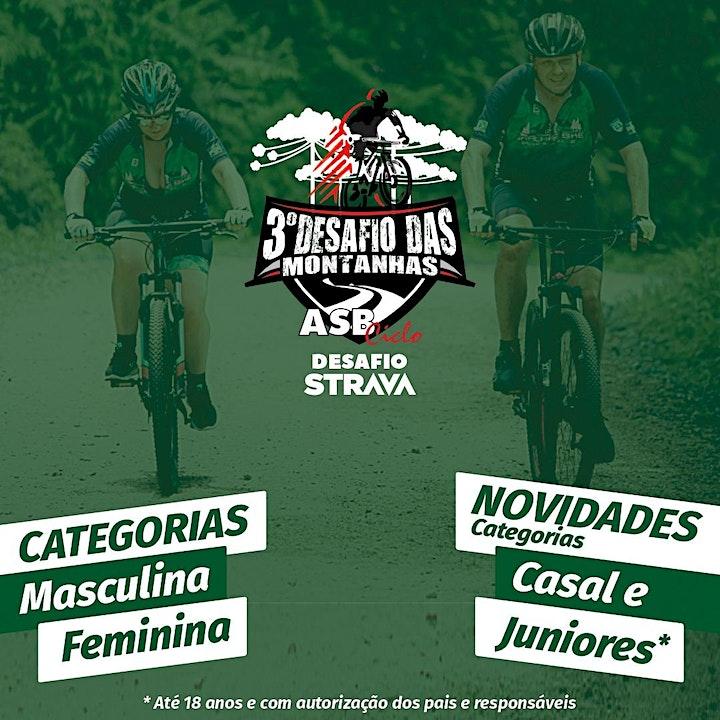 Imagem do evento 3º  DESAFIO DAS MONTANHAS
