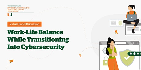 Work-Life Balance While Transitioning Into Cybersecurity boletos