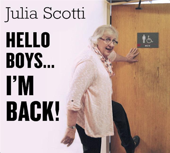 Julia Scotti: Stand-Up Comedy Show! image