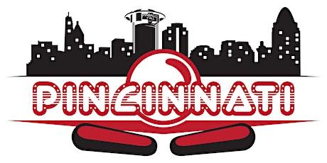 2021 Pincinnati (Greater Cincinnati Pinball Show) tickets