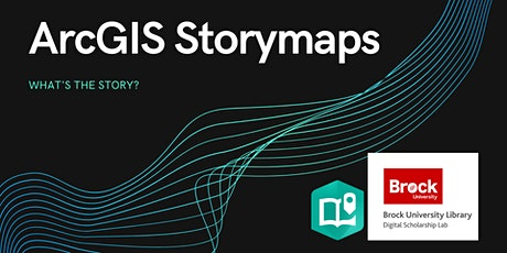 ArcGIS Story Maps tickets