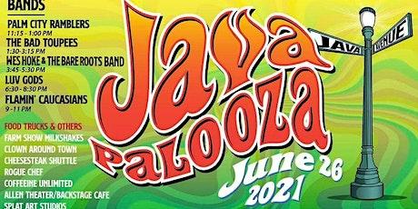 JavaPalooza Music and Street Festival tickets