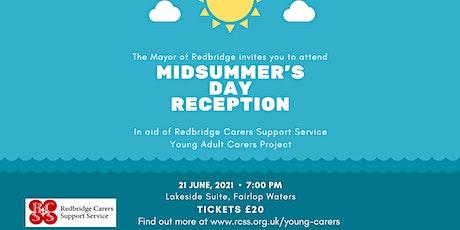 Midsummer's Day reception tickets