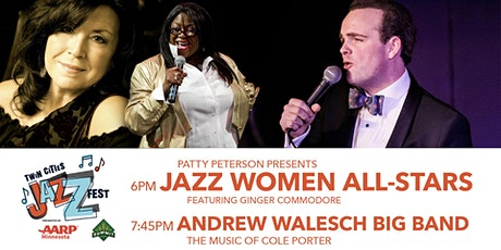 TCJF - Andrew Walesch Big Band / Jazz Women All-Stars tickets
