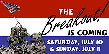 2021 Breakout: WWII Reenactment in Chesterfield, MI (July 10-11) tickets