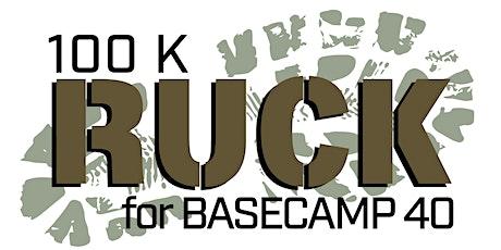 100K Ruck for Basecamp 40 tickets