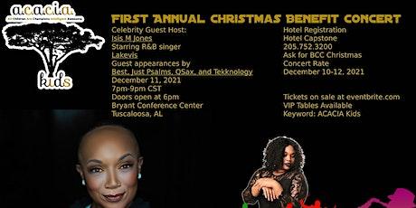 ACACIA Kids Christmas Benefit Concert tickets