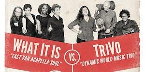 Acapella Rumble: What It Is vs TriVo