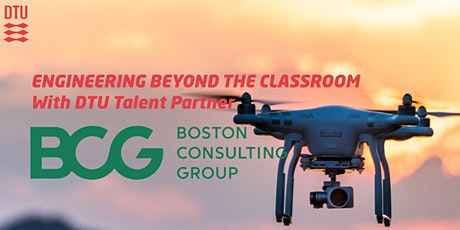 Engineering Beyond the Classroom with BCG tickets